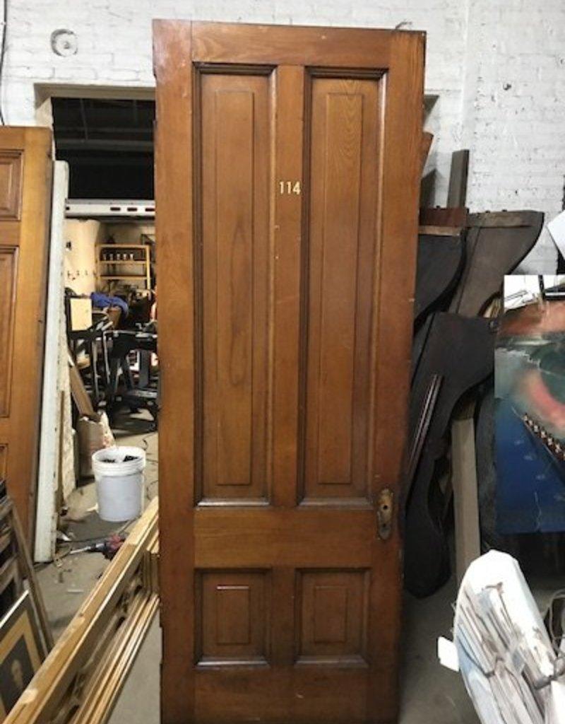 R&F Raised 4 Panel Door 31.75 x 89.25