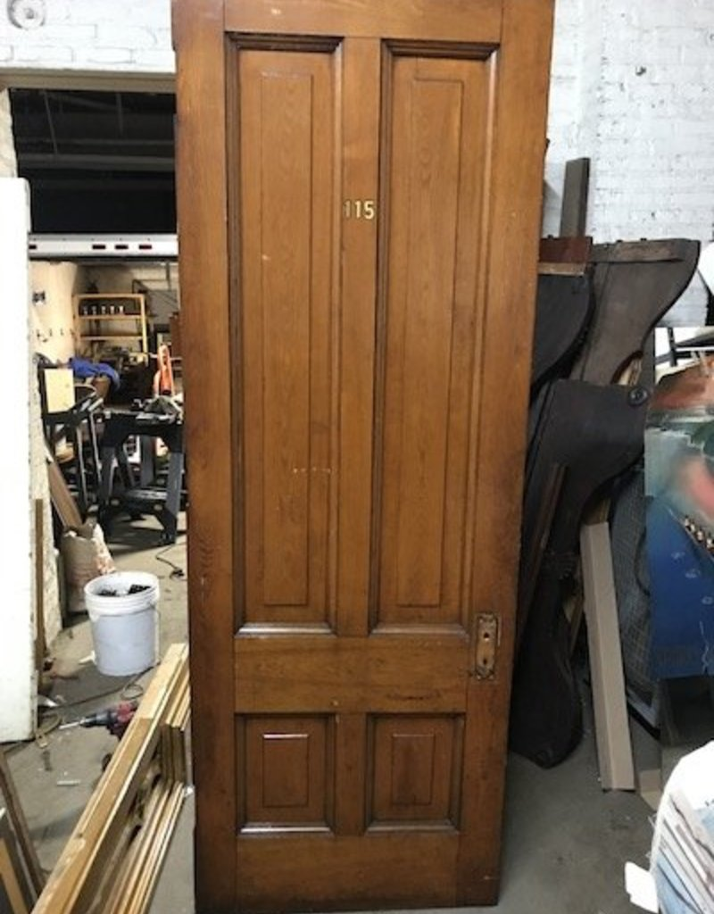 R&F Raised 4 Panel Door 32 x 90