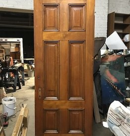 R&F Raised 6 Panel Door 34 x 89.75