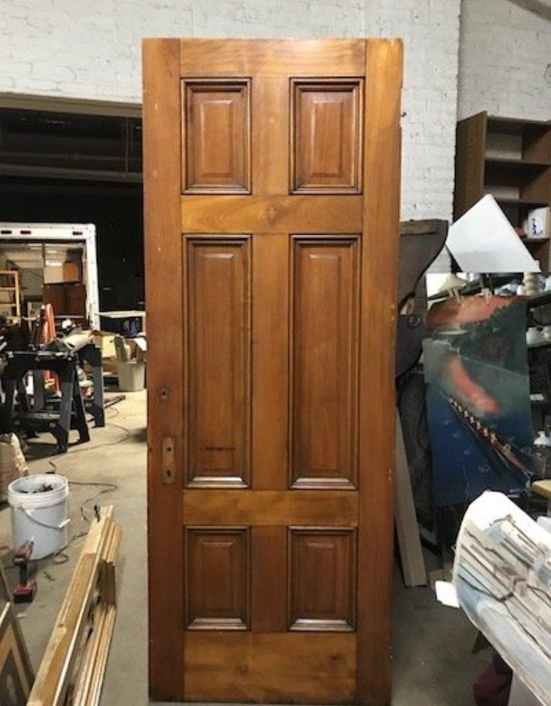 R&F Raised 6 Panel Door 34 x 89.75
