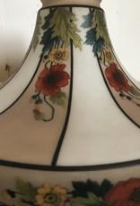 R&F Hand Painted Lamp Shade
