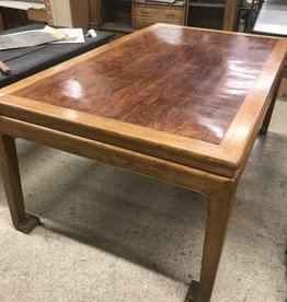 R&F Large Two Tone Dining Table