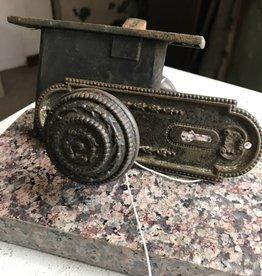 R&F Ornate East Lake Doorknob Set w/ E. Plate and Mortise Lock