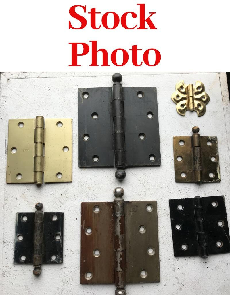 R&F Stock Photo Hinges