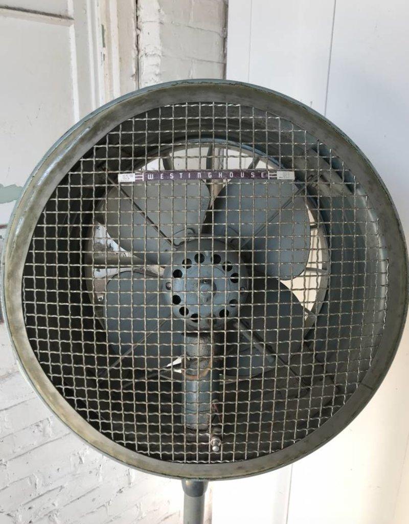 R&F Westinghouse Fan Pedestal Floor Vintage