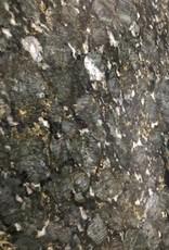 R&F 9.5 sqft Dark Green Granite