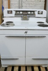 R&F L&H Electric Range