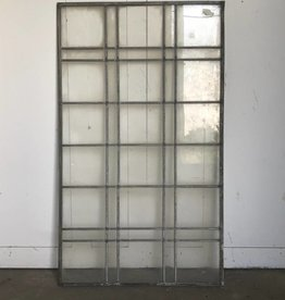 R&F Mission Style Leaded Glass Window