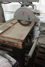R&F Delta Radial Arm Saw