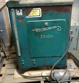 R&F Whirlwind Simplec Manufacturing co. Upcut Saw