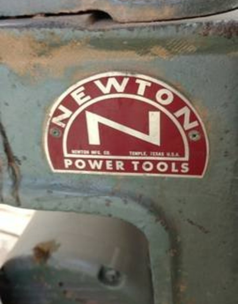 R&F Newton Power Tools Horizontal Boring Machine