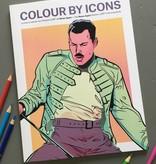 Never Apart Colour By Icons 2.0 -  Album à colorier