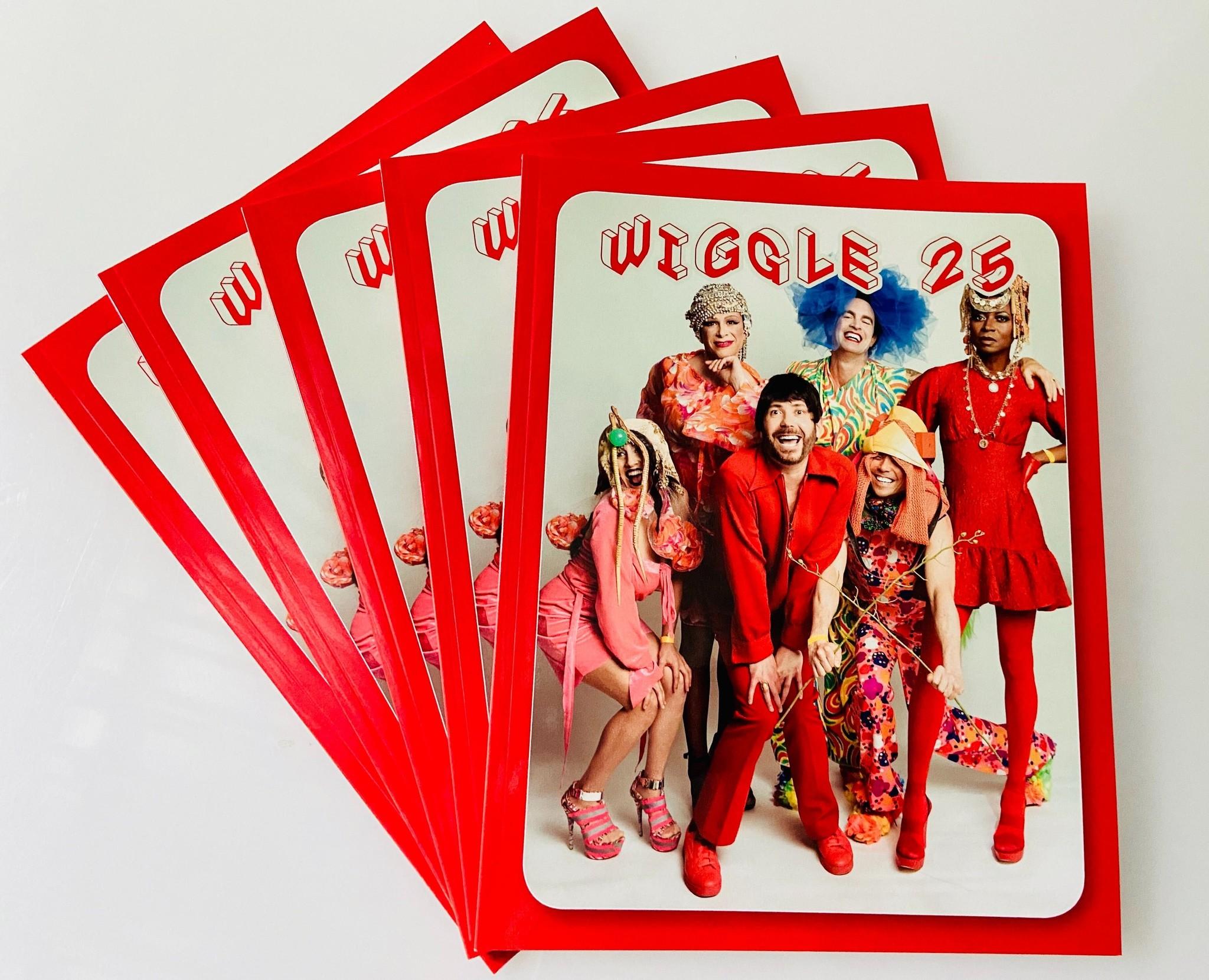 Wiggle 25 Anniversary Book