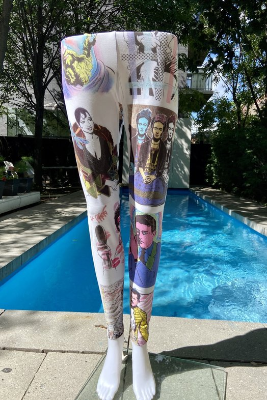 Colour By Icons 1.0 Leggings