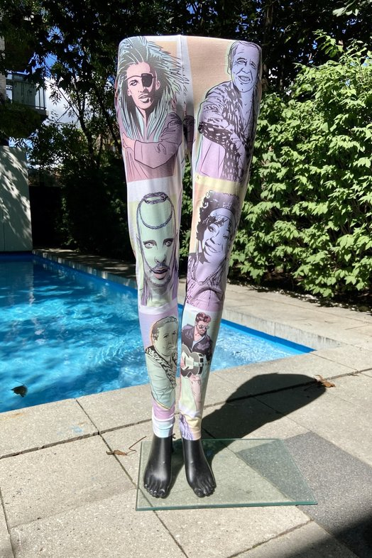 Colour By Icons 2.0 Leggings