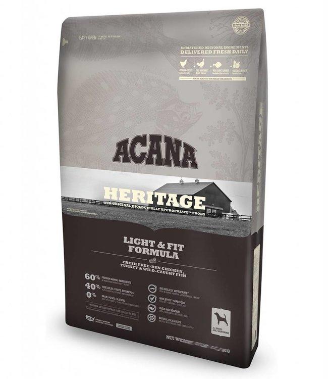 Acana Acana Dog Heritage Light & Fit Formula 13lbs