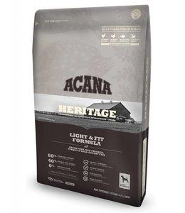 Acana Dog Heritage Light & Fit Formula 4.5lbs