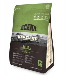 Acana Dog Heritage Paleo Formula 4.5lbs