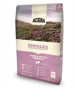 Acana Singles Lamb & Apple 25 lb