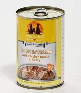Weruva Paw Lickin' Chicken 14oz