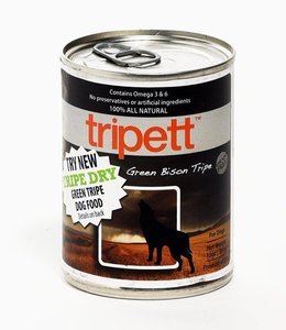 Tripett Bison Tripe 13oz