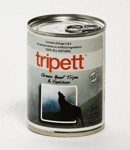 Tripett Green Beef Tripe & Venison 13oz