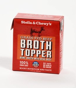 Stella & Chewy's Grass-Fed Beef Broth Topper 11oz