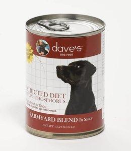 Dave's Pet Food Restricted Diet 13oz