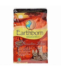 Earthborn Holistic Primitive Feline 5lbs