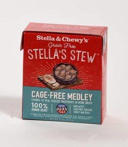 Stella & Chewy's Cage-Free Medley Stew 11oz