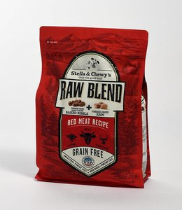 Stella & Chewy's 22lbs Raw Blend Red Meat Recipe Beef, Lamb, Venison