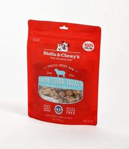 Stella & Chewy's 3oz Freeze-Dried Raw Lamb Liver Treats