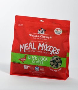 Stella & Chewy's 18oz Freeze-Dried Meal Mixers Duck Duck Goose