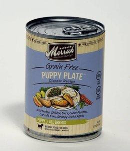 Merrick Puppy Plate Classic Recipe 13oz