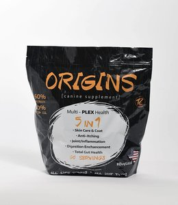 Origins 5lbs Origins Multi-Plex Health 5-in-1 Canine Supplement