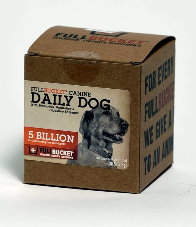 Daily Dog FullBucket 30 Servings