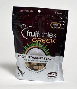 Fruitables Greek Coconut Yogurt Flavor Baked 7oz