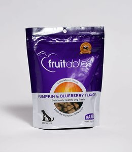 Fruitables Pumpkin & Blueberry Flavor Baked 7oz