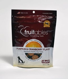 Fruitables Pumpkin & Cranberry Flavor 7oz