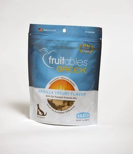 Fruitables Greek Vanilla Yogurt Flavor 7oz