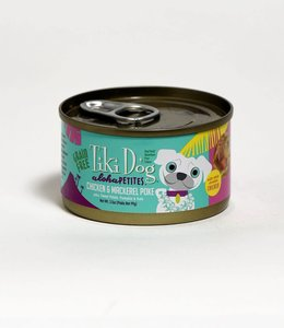 Tiki Aloha Petites Chicken & Mackerel Poke 3.5oz