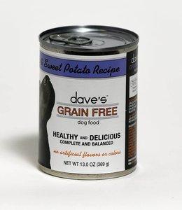 Dave's Pet Food Duck & Sweet Potato Grain Free 13oz