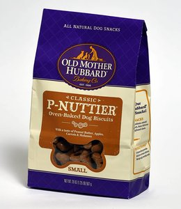 Old Mother Hubbard Classic P-Nuttier Oven Baked Dog Biscuits Small 20oz
