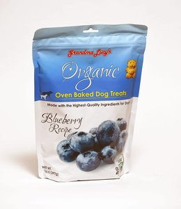 Grandma Lucy's Oven Baked Blueberry Dog Treats 14oz