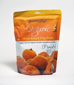 Grandma Lucy's Oven Baked Pumpkin Dog Treats 14oz