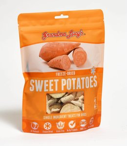 Grandma Lucy's Freeze-Dried Sweet Potatoes 2oz