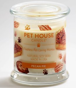 One Fur All Pet House Candle Pecan Pie
