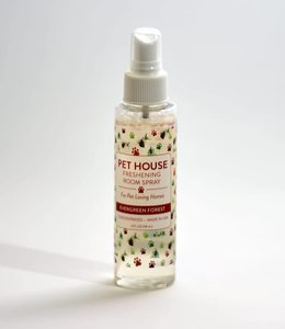 One Fur All Pet House Freshening Room Spray Evergreen Forest 4oz