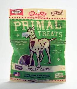 Primal Jerky Turkey Chips 3oz