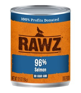 Rawz 96% Salmon 12.5oz